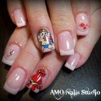 Salonul AMO Nails Studio - 3