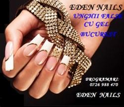 Salonul Unghii false Sector 3 Bucuresti - EDEN NAILS din Sector 3