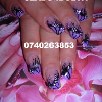 Salonul manichiura nail art - 6
