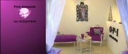 Salonul Pink Diamond din Cluj-Napoca