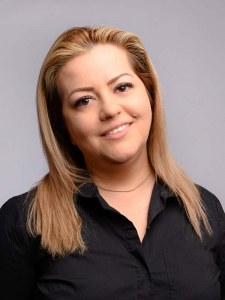 Alexandra Oprea - instructor NailShop