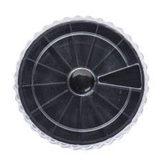 Disc pietre - negru