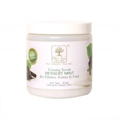 Pedicure Spa Creamy Scrub Desert Mint - 400gr