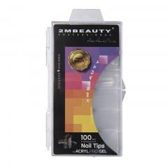 Tips 2M Acryl Pro Gel - 100 buc.