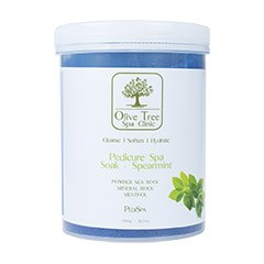Olive Tree Spa Clinic Pedicure Spa Soak Spearmint - 1500gr