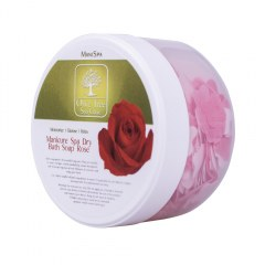 OTSC Manicure Spa Dry Bath Soap Rose - 35gr