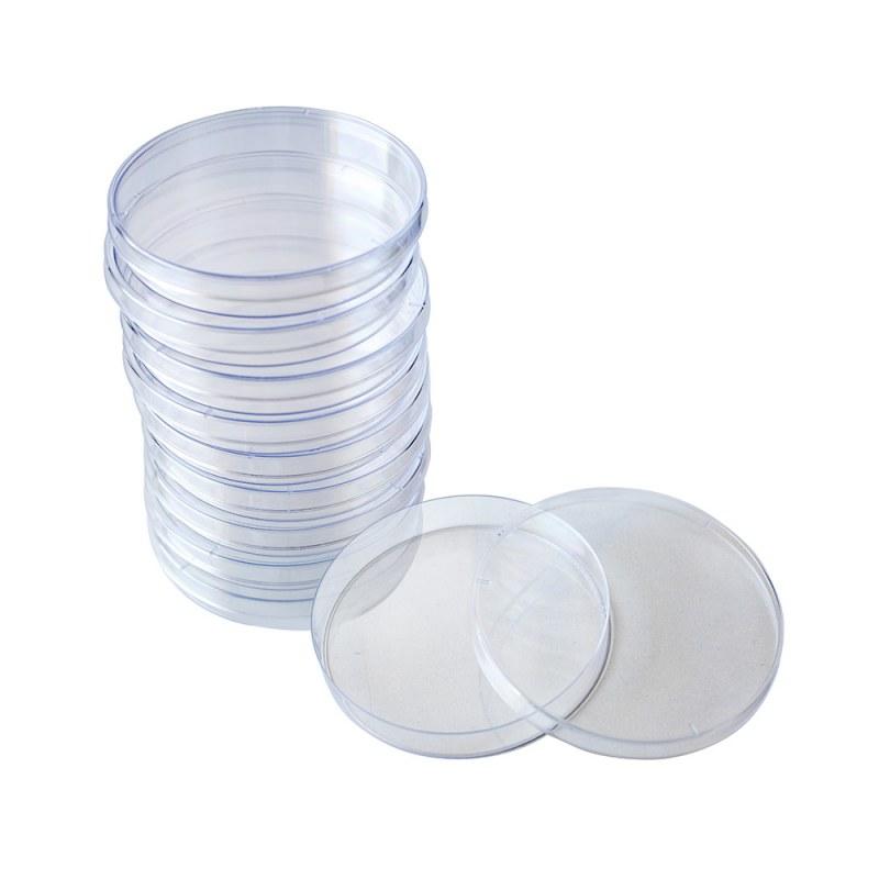 Recipiente Petri Pentru Gel - Set 10 Buc.