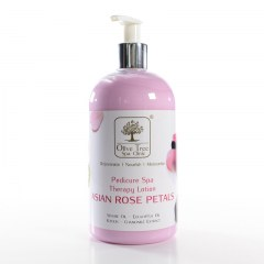 Pedicure Spa Therapy Lotion Asian Rose Petal - 473ml