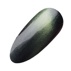 Oja semipermanenta GELlack 2M Magnetic Green