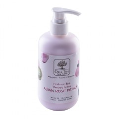 Pedicure Spa Therapy Lotion Asian Rose Petal - 236ml