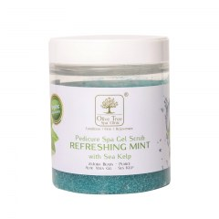 Pedicure Spa Gel Scrub Refreshing Mint - 200gr