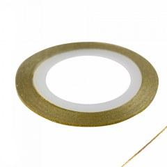 Fir decorativ 2M Gold 1mm Nr. 50-01