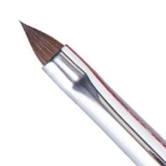Pensula Acryl 2M Red - ascutit nr. 04OS