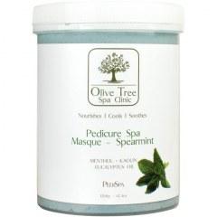 Olive Tree Spa Clinic Pedicure Spa Masque - 1200gr