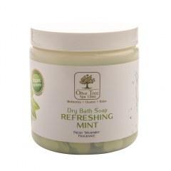Pedicure Spa Dry Bath Soap Refreshing Spearmint - 35gr