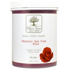 Olive Tree Spa Clinic Manicure Spa Soak Rose - 1500gr