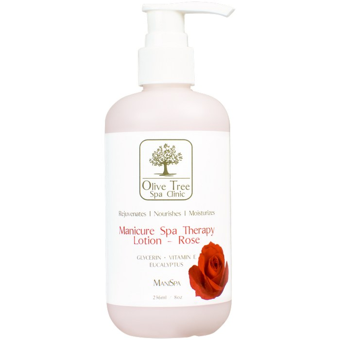 Olive Tree Spa Clinic Manicure Spa Therapy Lotion Rose - 236ml