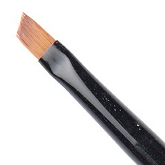 Pensula gel 2M Black Beauty OneStroke nr. 01