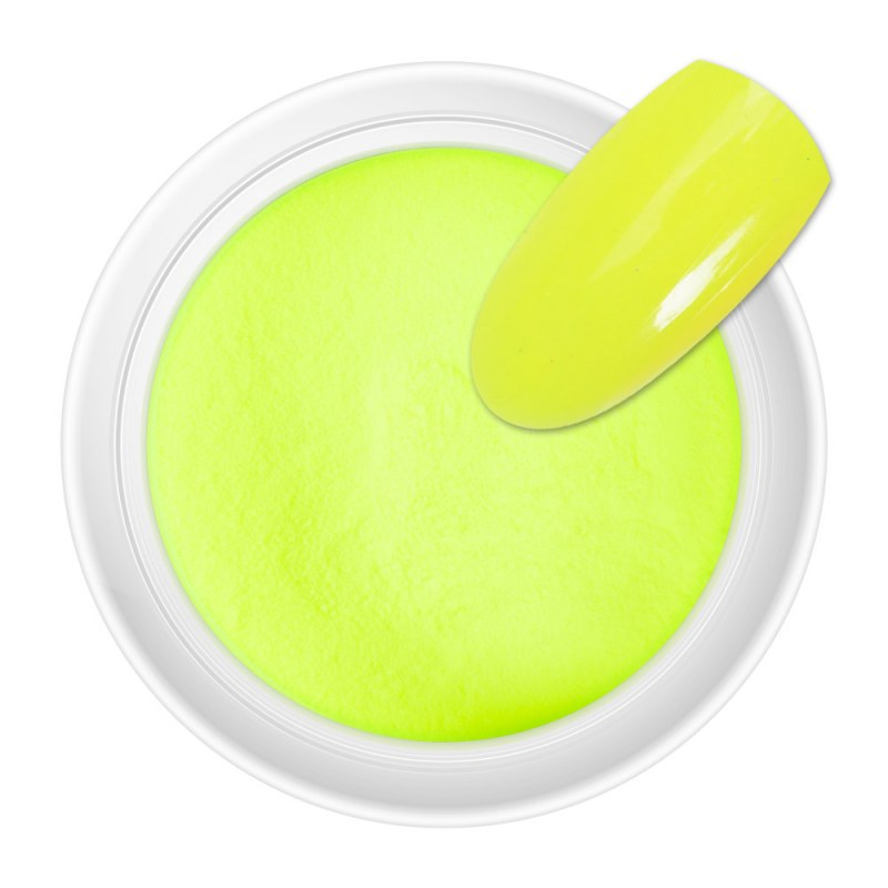 4Pro - Acryl color nr. 16 - Neon Yellow 6gr. thumbnail