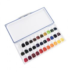 Acuarele Mijello cu 33 culori