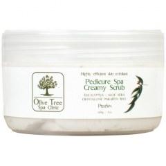 Olive Tree Spa Clinic Pedicure Spa Creamy Scrub - 200gr