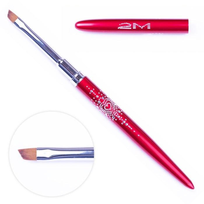Pensula gel 2M Red OneStroke nr. 2