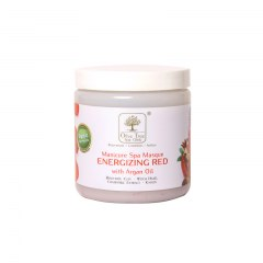 Manicure Spa Masque Energizing Red - 200gr