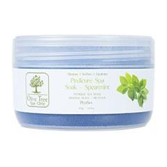 Olive Tree Spa Clinic Pedicure Spa Soak Spearmint - 300gr