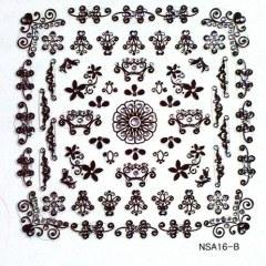 Matrita 3D - NSA16-B