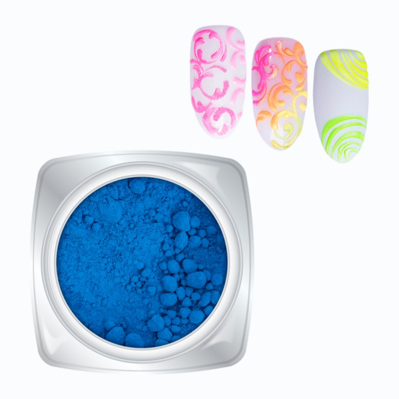 Pigmenti fosforescenti unghii