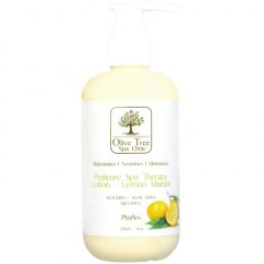 Olive Tree Spa Clinic Pedicure Spa Lotion Lemon Martini - 236ml