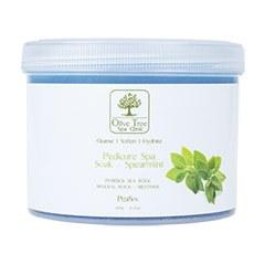 Olive Tree Spa Clinic Pedicure Spa Soak Spearmint - 600gr