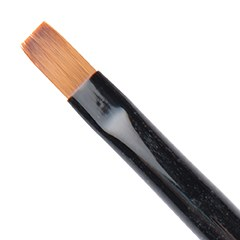Pensula gel 2M Black Beauty Long nr. 6