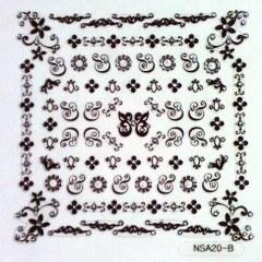 Matrita 3D - NSA20-B