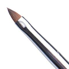 Pensula gel 2M Black Abstract Ascutit nr. 02OS