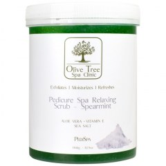 Olive Tree Spa Clinic Pedicure Spa Relaxing Scrub - 1500gr