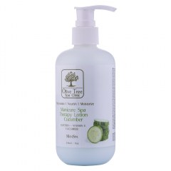 Olive Tree Spa Clinic Manicure Spa Therapy Lotion Cucumber - 236ml