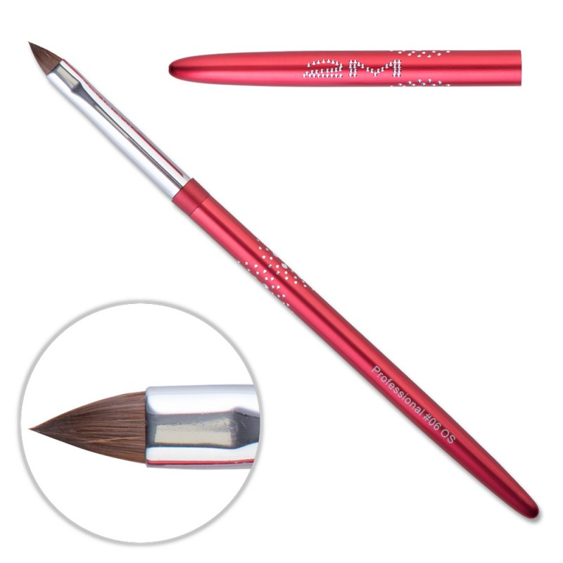 Pensula Acryl 2M Red - ascutit nr. 06OS thumbnail