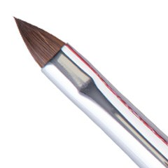 Pensula Acryl 2M Black Ascutit  Nr. OS6