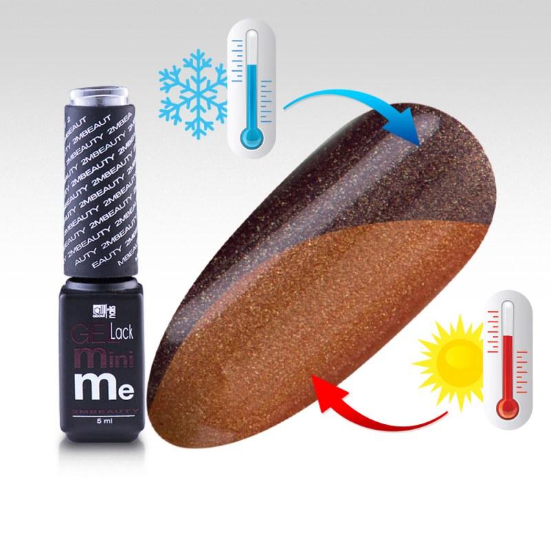 Oja Semipermanenta Gellack 2m Hot & Cold Mini Me N