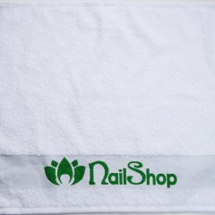 Prosop NailShop - alb