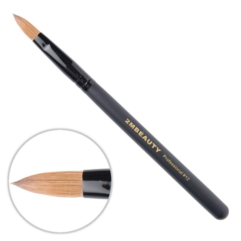 Pensula Acryl 2M Black Beauty Migdale Nr. 12 thumbnail