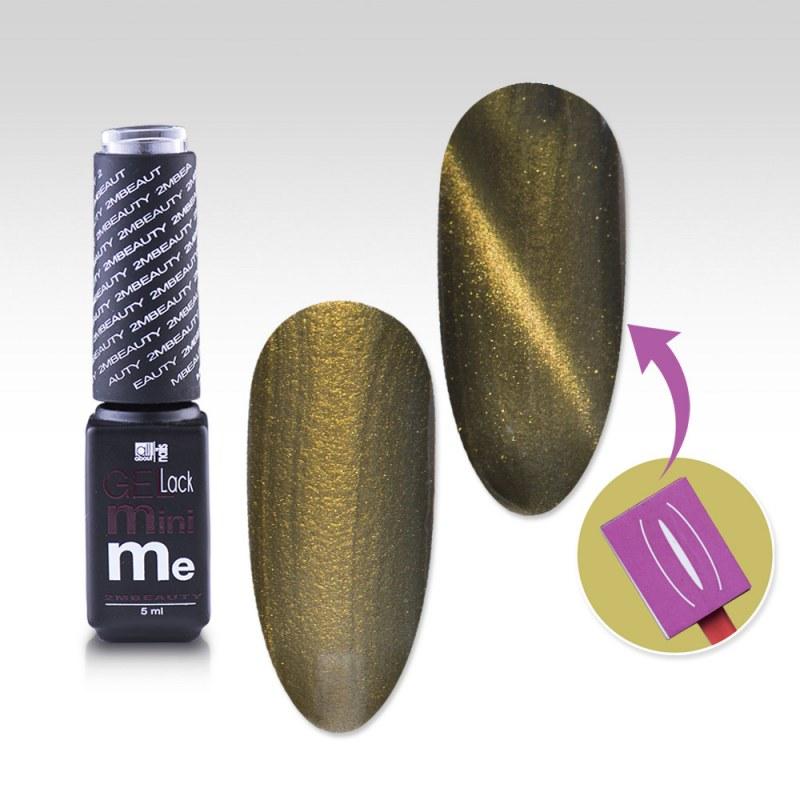 Oja Semipermanenta Gellack 2m Magnetic Mini Me Nr. 06 - 5ml