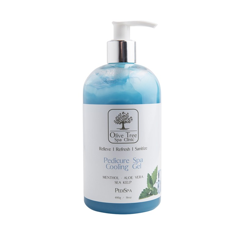 Olive Tree Spa Clinic Pedicure Spa Cooling Gel - 5