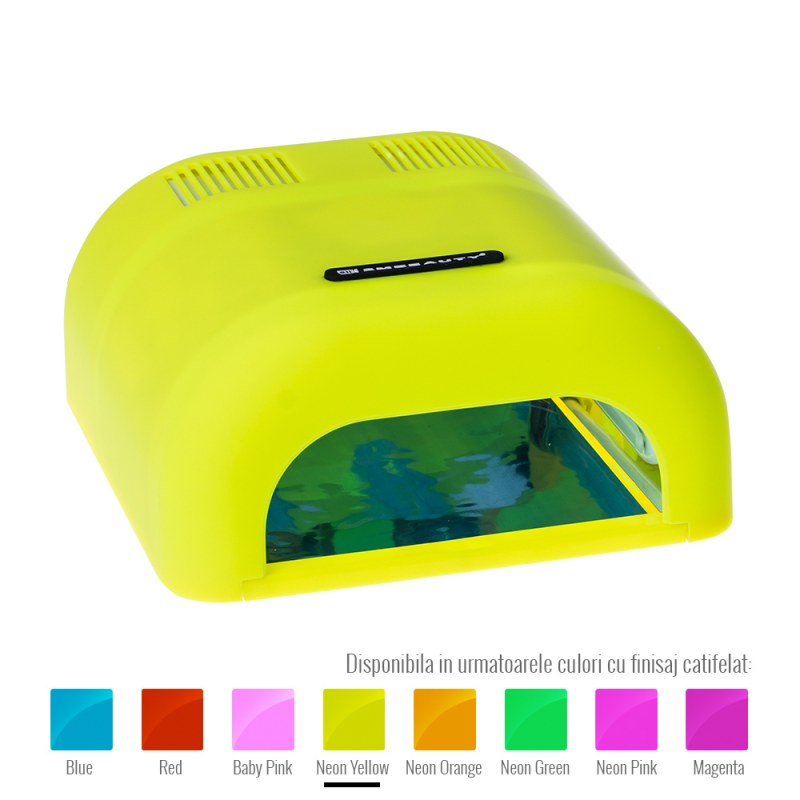 Lampa UV 2M cu 4 tuburi Soft Touch thumbnail
