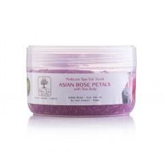 Pedicure Spa Gel Scrub Asian Rose Petal - 200gr