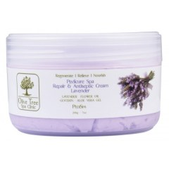 OTSC Pedicure Spa Repair & Antiseptic Cream Lavender - 200gr