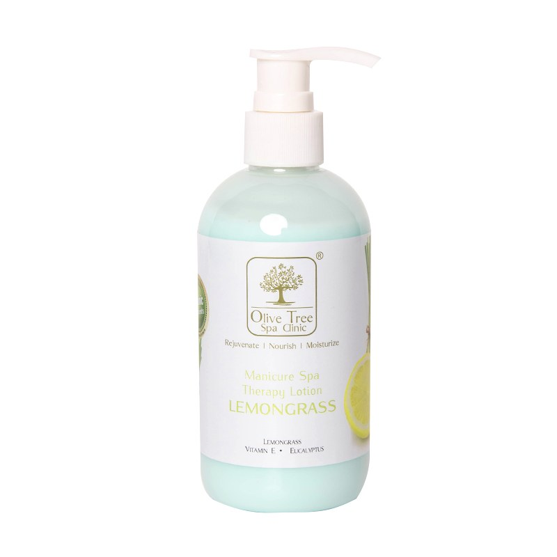 Manicure Spa Therapy Lotion Lemongrass - 236ml
