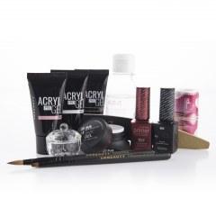 Kit unghii cu Acryl Pro Gel 2M - Nr. 3