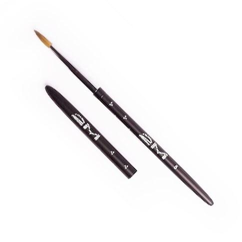 Pensula Acryl 2m Black - Rotund Nr. 5